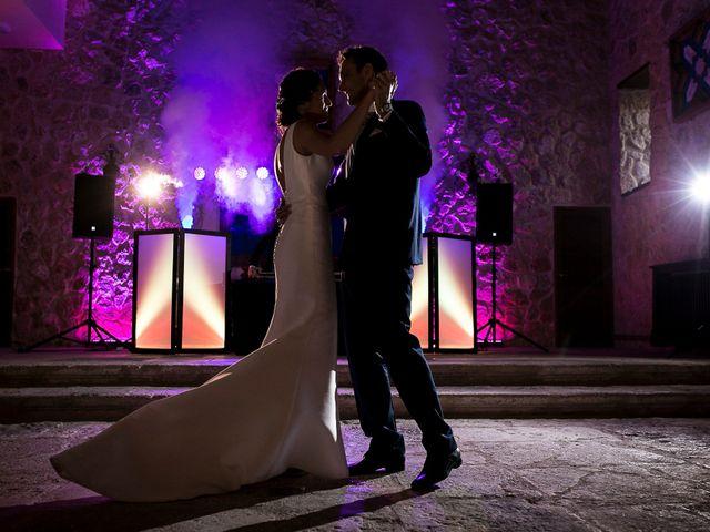 La boda de Angel y Loreto en Belmonte, Cuenca 31