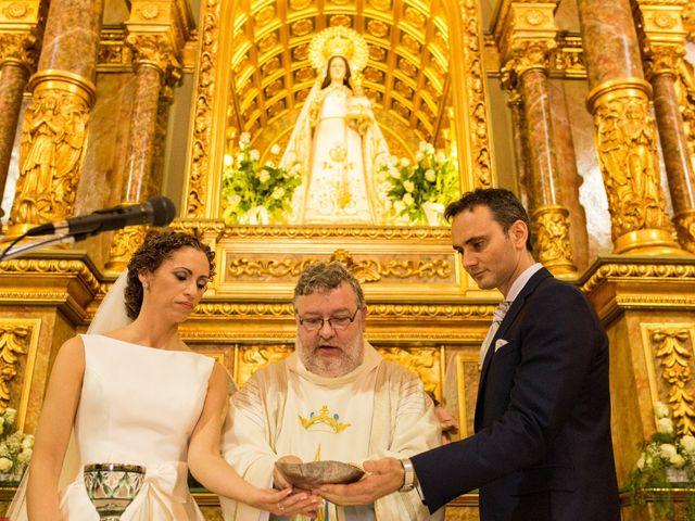 La boda de Angel y Loreto en Belmonte, Cuenca 13