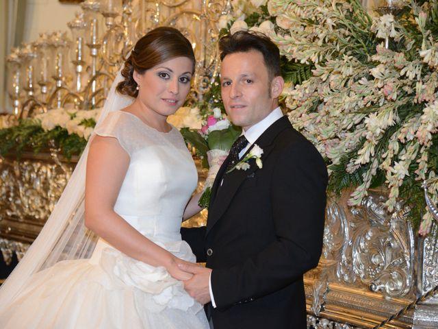 La boda de Raul y Mari Cruz en Argamasilla De Calatrava, Ciudad Real 12