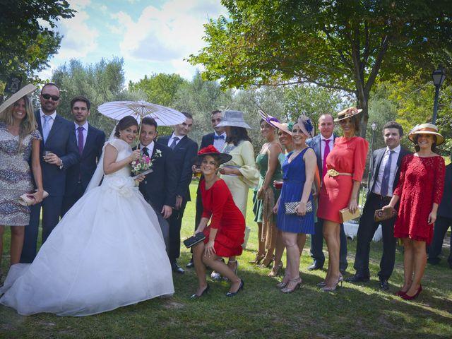 La boda de Raul y Mari Cruz en Argamasilla De Calatrava, Ciudad Real 2