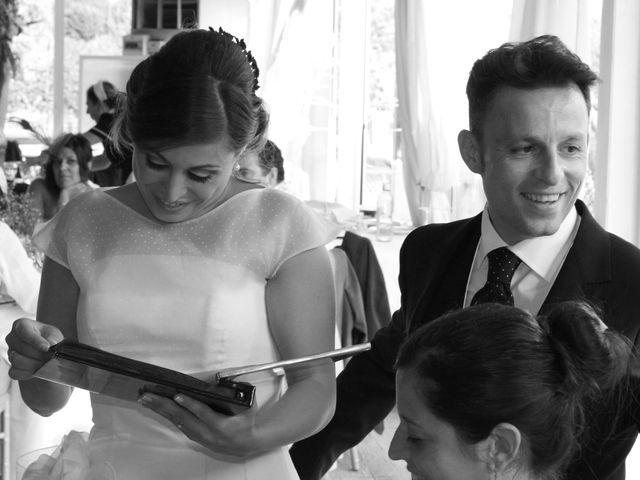 La boda de Mari Cruz y Raul
