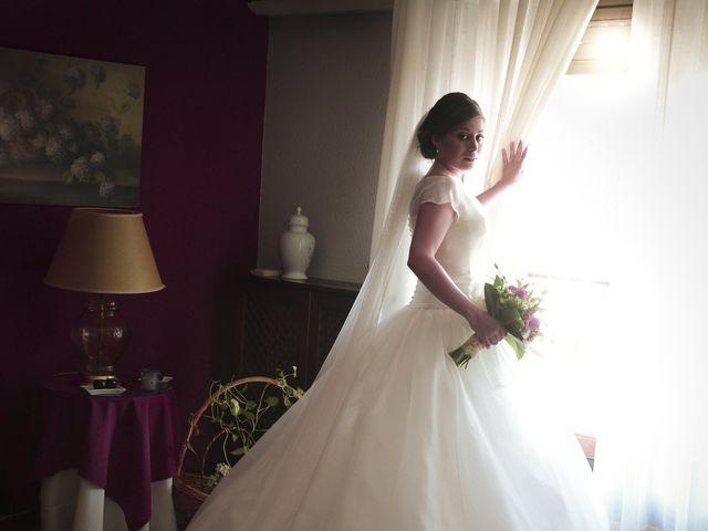 La boda de Raul y Mari Cruz en Argamasilla De Calatrava, Ciudad Real 43