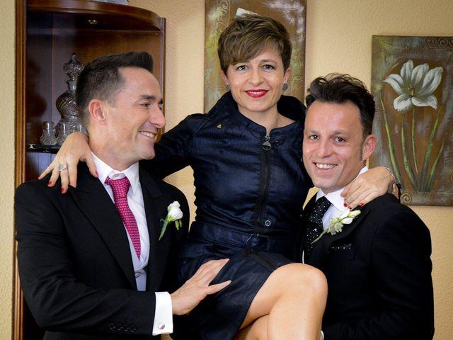 La boda de Raul y Mari Cruz en Argamasilla De Calatrava, Ciudad Real 52