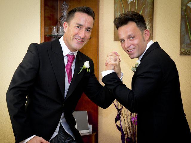 La boda de Raul y Mari Cruz en Argamasilla De Calatrava, Ciudad Real 53