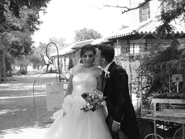 La boda de Raul y Mari Cruz en Argamasilla De Calatrava, Ciudad Real 54
