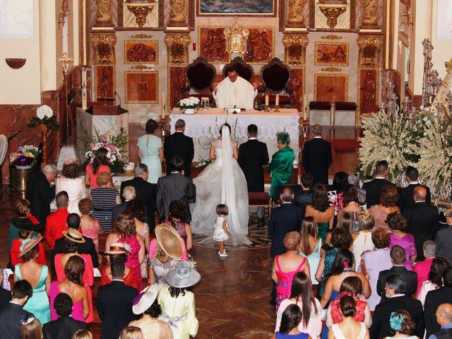 La boda de Raul y Mari Cruz en Argamasilla De Calatrava, Ciudad Real 59