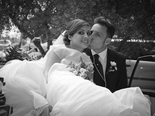 La boda de Raul y Mari Cruz en Argamasilla De Calatrava, Ciudad Real 62