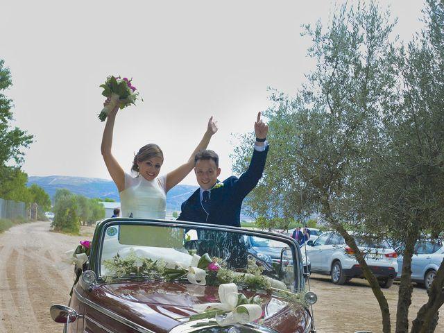 La boda de Raul y Mari Cruz en Argamasilla De Calatrava, Ciudad Real 63
