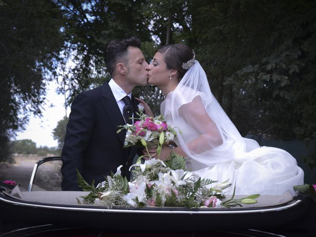 La boda de Raul y Mari Cruz en Argamasilla De Calatrava, Ciudad Real 65