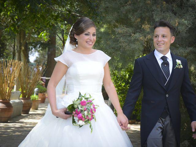 La boda de Raul y Mari Cruz en Argamasilla De Calatrava, Ciudad Real 69
