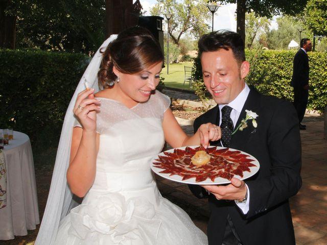 La boda de Raul y Mari Cruz en Argamasilla De Calatrava, Ciudad Real 82