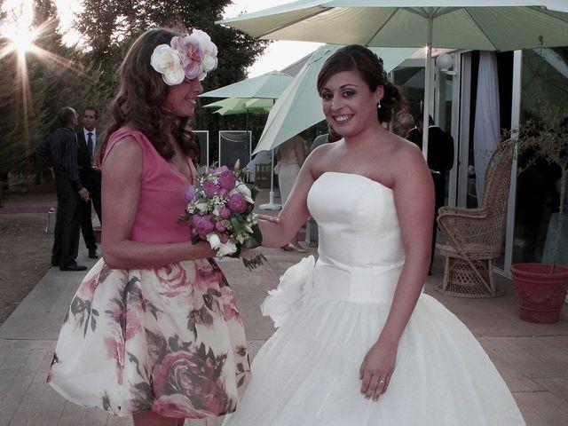 La boda de Raul y Mari Cruz en Argamasilla De Calatrava, Ciudad Real 94