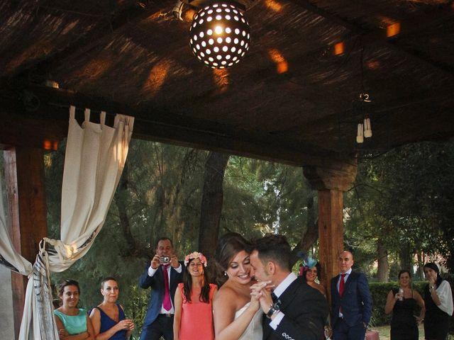 La boda de Raul y Mari Cruz en Argamasilla De Calatrava, Ciudad Real 105