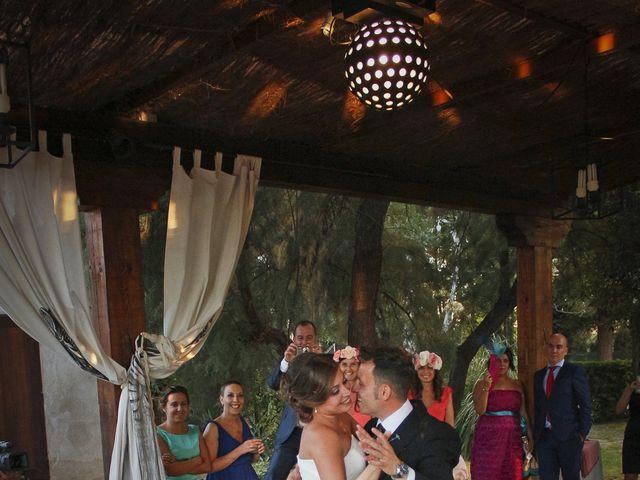 La boda de Raul y Mari Cruz en Argamasilla De Calatrava, Ciudad Real 106