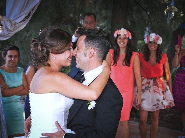 La boda de Raul y Mari Cruz en Argamasilla De Calatrava, Ciudad Real 109