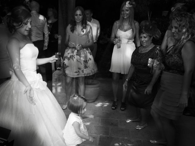 La boda de Raul y Mari Cruz en Argamasilla De Calatrava, Ciudad Real 110