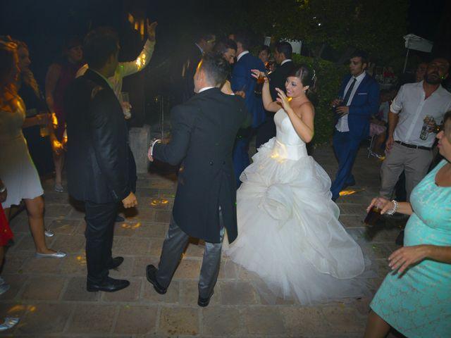La boda de Raul y Mari Cruz en Argamasilla De Calatrava, Ciudad Real 111