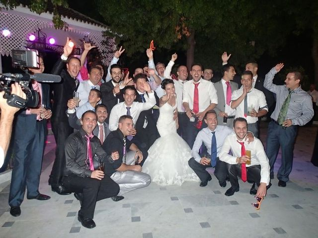La boda de Jose Manuel y Rocío en Sevilla, Sevilla 5