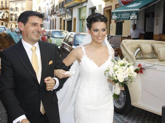 La boda de Rocío y Jose Manuel