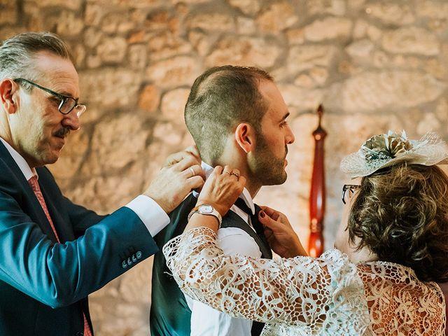 La boda de Iván y María en Vilanova De Arousa, Pontevedra 8