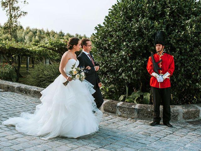 La boda de Iván y María en Vilanova De Arousa, Pontevedra 32