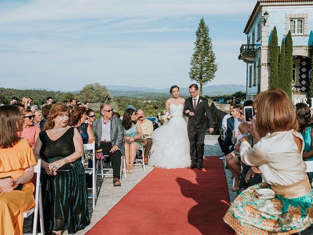 La boda de Iván y María en Vilanova De Arousa, Pontevedra 33