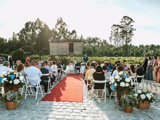 La boda de Iván y María en Vilanova De Arousa, Pontevedra 36