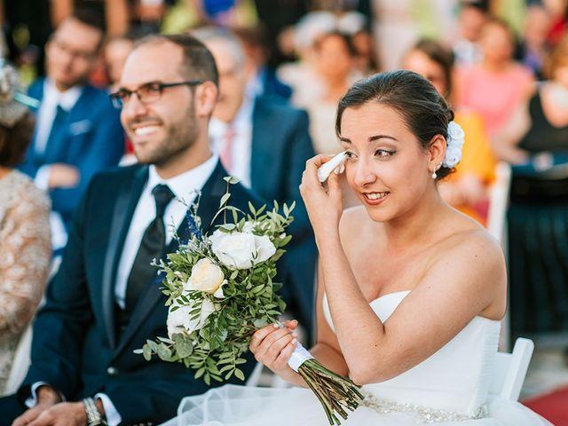 La boda de Iván y María en Vilanova De Arousa, Pontevedra 37