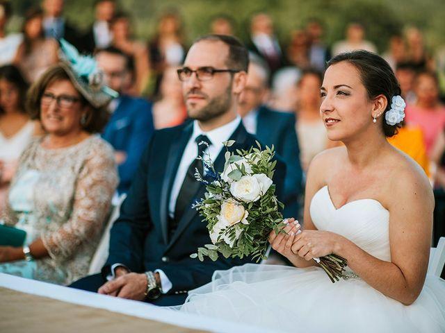 La boda de Iván y María en Vilanova De Arousa, Pontevedra 38