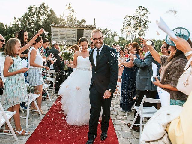 La boda de Iván y María en Vilanova De Arousa, Pontevedra 44