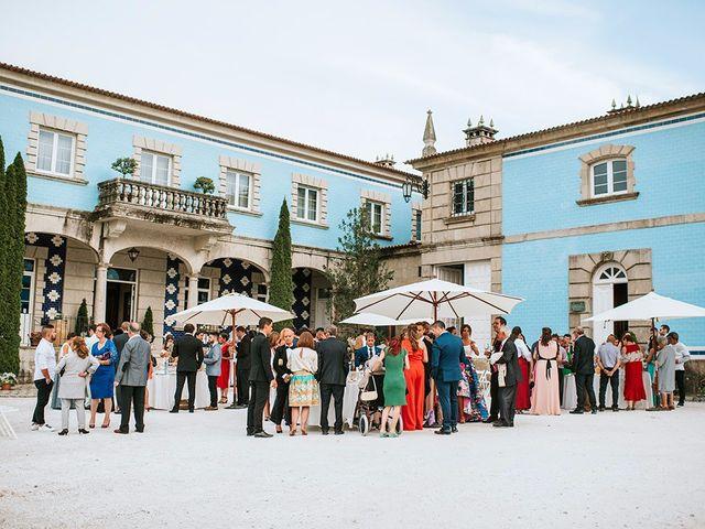 La boda de Iván y María en Vilanova De Arousa, Pontevedra 47