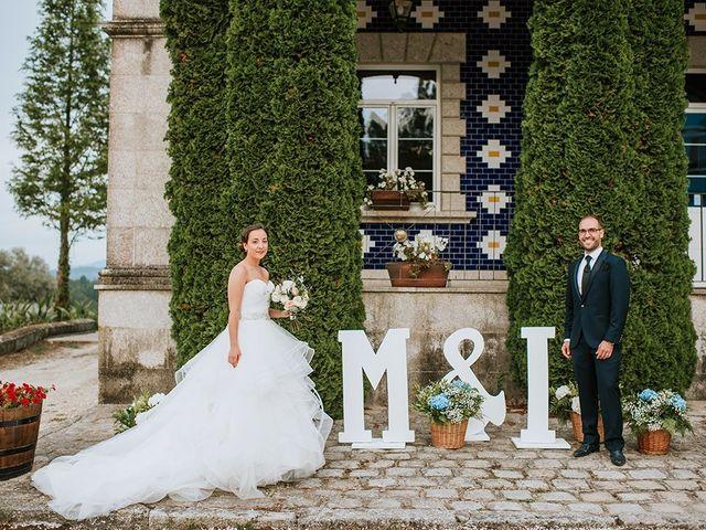 La boda de Iván y María en Vilanova De Arousa, Pontevedra 48