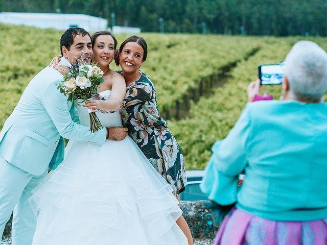 La boda de Iván y María en Vilanova De Arousa, Pontevedra 55