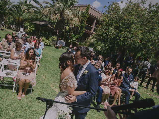 La boda de Miguel y Érika en Tarifa, Cádiz 73