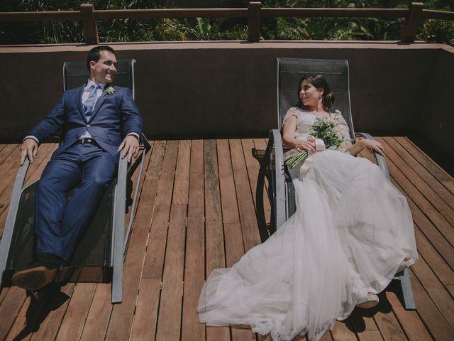 La boda de Érika y Miguel
