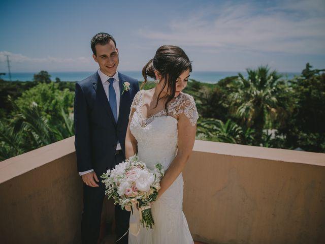 La boda de Miguel y Érika en Tarifa, Cádiz 82