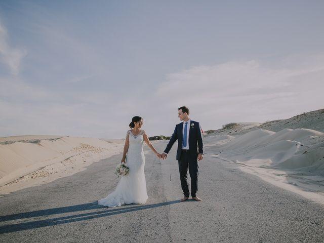 La boda de Miguel y Érika en Tarifa, Cádiz 148