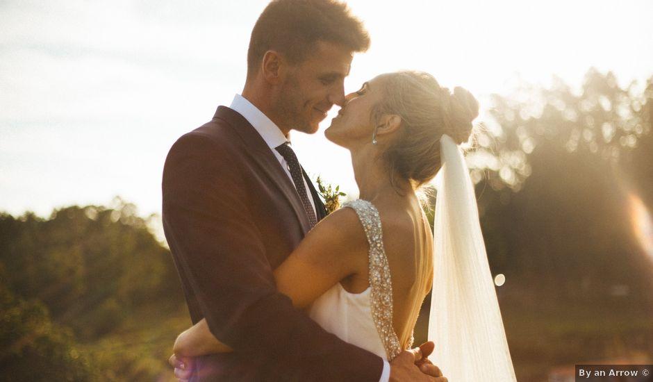 La boda de Jorge y Lara en Raxó (Poio), Pontevedra