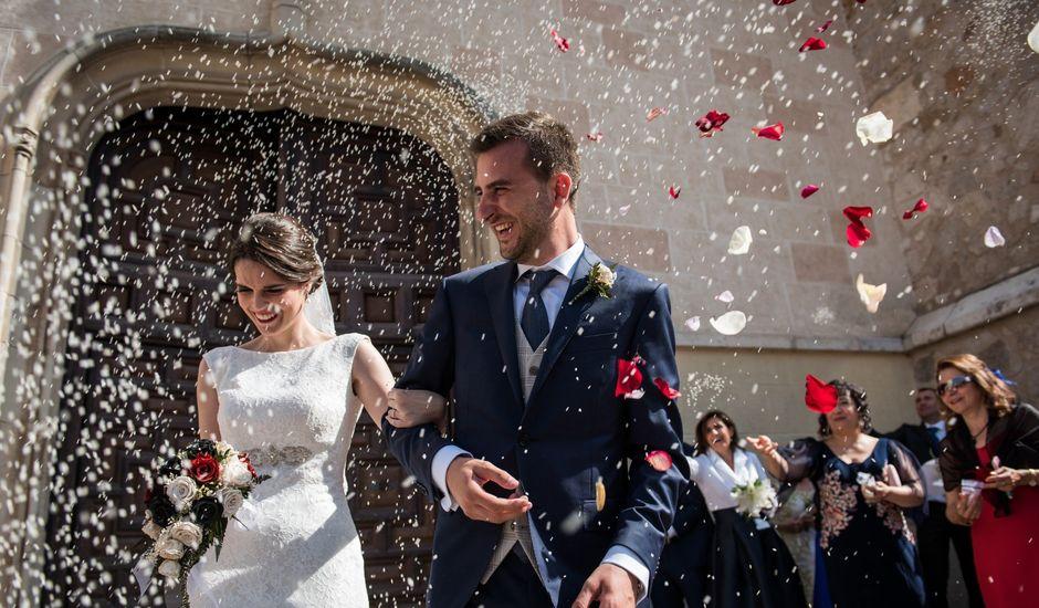 La boda de Miguel Ángel y Mónica en Alcalá De Henares, Madrid