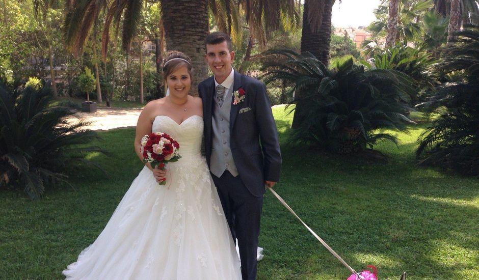 La boda de Javi y Alba en Lloret De Mar, Girona