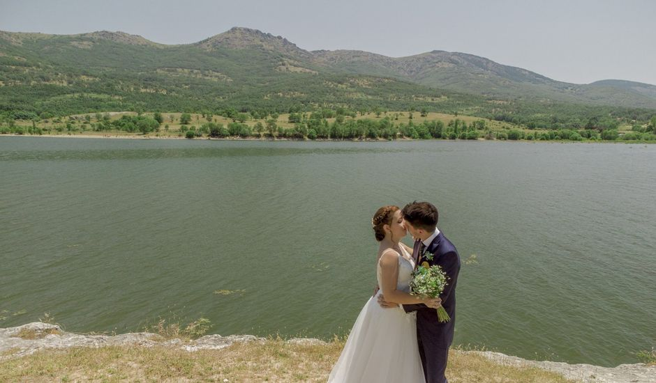 La boda de Noenma y Alejandro en Pinilla Del Valle, Madrid