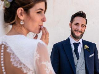 La boda de Manuel y Laura