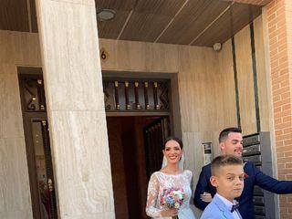 La boda de Vanessa  y Enrique 3