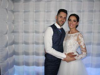 La boda de Vanessa  y Enrique