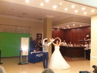 La boda de Yasmina y Enrique
