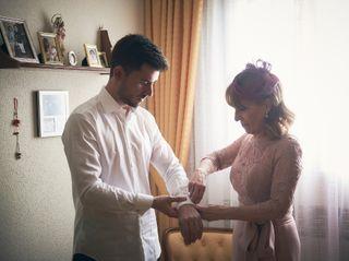 La boda de María y Luis Miguel 1