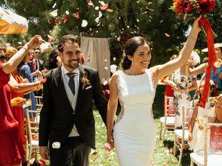 La boda de Beatriz y Mario