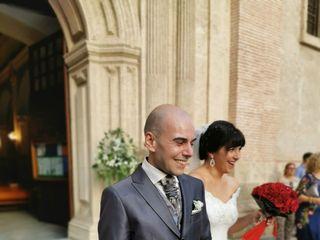 La boda de Patricia y Rubén  2