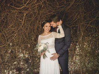 La boda de Alba y Samuel