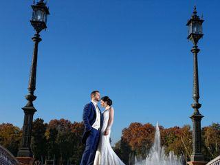 La boda de Mercedes y Ángel